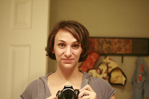 Haircut, Part 1.