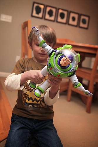 Buzz Lightyear to the Rescue! – 365, 45